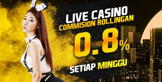 Live Casino Rollingan Comm