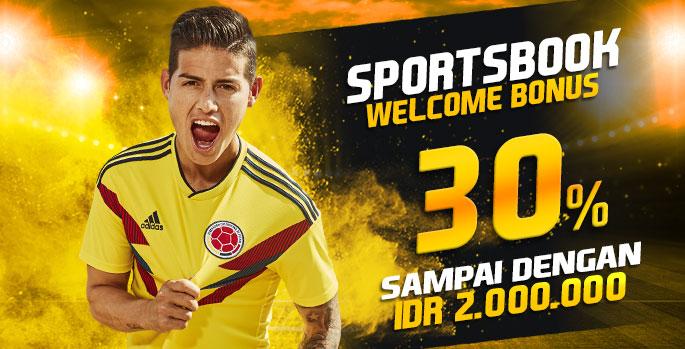 Sportbooks Welcome Bonus