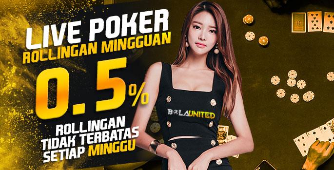 Poker Rollingan